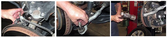 Disconnecting Brake Hose