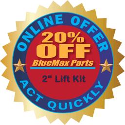 20% Off BlueMax