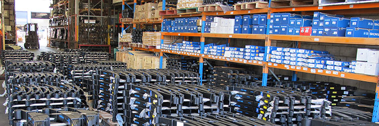 Suspension Supplies Australia Warehouse