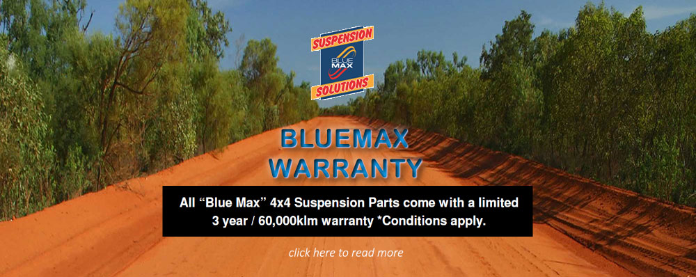 BlueMax Warranty Conditions Of Sales