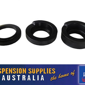Coil Spacer - Front - 15mm Suzuki Grand Vitara V6 SWB LWB XL7 4 Cyl & V6 4/1998 to 7/2005
