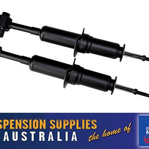 Rear Shock Absorbers - 35mm Gas Plus (R/H/R) - Subaru Forester MY99 MY2000 MY2001 8/1997 to 6/2002 (1 ea)