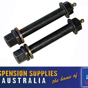Greasable Shackle Pins - Holden Rodeo RA 4x4 2003 Onwards - Sold Each
