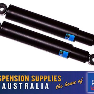 Rear Shock Absorber - 30mm Gas Plus - Suzuki Sierra SJ80 / SJ413 - 4/1996 to 12/1998 - Sold Each