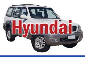 HYUNDAI 4WD