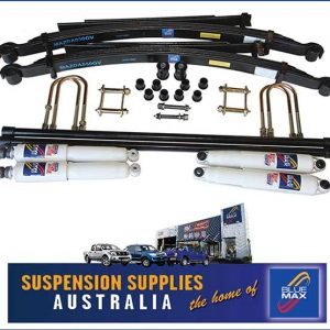 4x4 Suspension Lift Kit - Extra Heavy Duty Raised 40mm - Ford Ranger 2006 Onwards