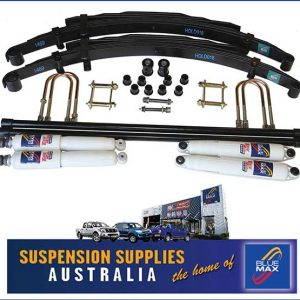 4x4 Suspension Lift Kit - Extra Heavy Duty Raised 40mm - Holden Colorado RC - Gas Shock Absorbers