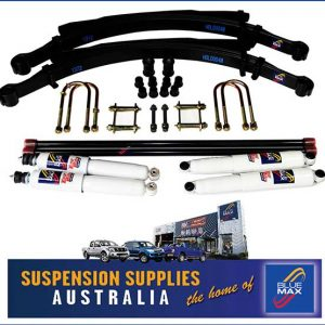 4x4 Suspension Lift Kit - Heavy Duty Raised 50mm - Holden Rodeo - Pickup KB/TFS 1988 - 2002