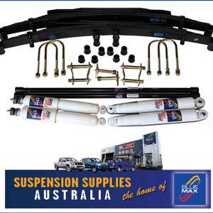 4x4 Suspension Lift Kit - Heavy Duty Raised 40mm - Mazda Bravo Utility 3/1987to 11/2006