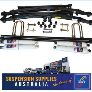 4x4 Suspension Lift Kit - Extra Heavy Duty Raised 40mm - Mazda BT50 2006 - 2011