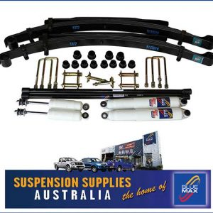 4x4 Suspension Lift Kit – Heavy Duty Raised 50mm – Nissan Navara D22 – 3/1997 onwards