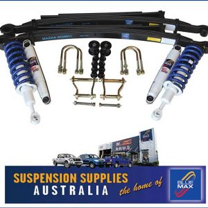 4x4 Suspension Lift Kit - Extra Heavy Duty 40mm Raised - Nissan Navara D40