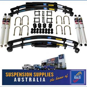 4x4 Suspension Lift Kit - Medium Duty Raised 50mm - Suzuki Sierra - Holden Drover SJ & LJ - 1981 to 3/1996