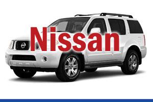 NISSAN 4WD