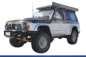 GQ Y60 SWB Stn Wag & GR Safari KYY60