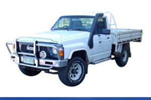 Maverick Cab Chassis - Pick Up - 1988 - 1994 - Leaf Sprung Models
