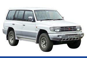 Pajero NA - NL - 5/1991 - 1999 - Leaf Spring Rear