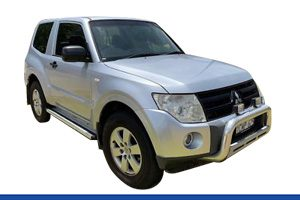 Pajero NM - NW 2000+ Short Wheel Base