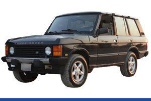 Range Rover - 1972 to 4/1995
