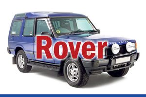 LAND ROVER 4WD
