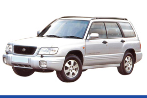 Forester MY99, MY2000, MY2001 8/1997 to 6/2002