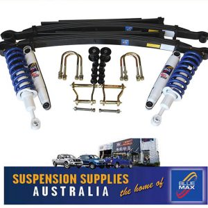 4x4 Suspension Lift Kit - Heavy Duty Raised 40mm - Nissan Navara D40