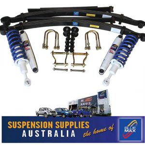4x4 Suspension Lift Kit - Heavy Duty Raised 50mm - Foton Tunland - 2012 to Current