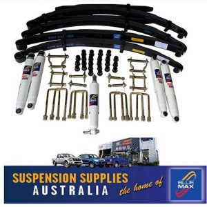 4x4 Suspension Lift Kit - Extra Heavy Duty - Toyota Hilux Diesel Pre 1997