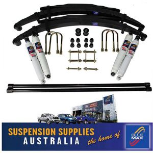 4x4 Suspension Lift Kit - Comfort Raised 40mm - Holden Colorado RC 4x4 - Gas Shock Absorbers