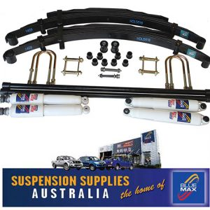 4x4 Suspension Lift Kit - Comfort Raised 50mm - Holden Rodeo 2003 to 2008