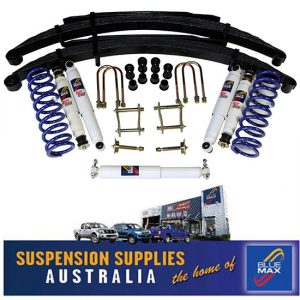 4x4 Suspension Lift Kit - Extra Heavy Duty Raised 50mm - Nissan Patrol GU Y61 Cab Chassis Utility Pickup - 5/1999