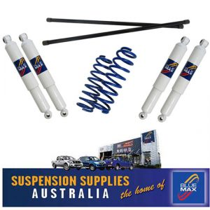 4x4 Suspension Lift Kit - Heavy Duty - Mitsubishi Challenger Montero Sport PA - Coil Sprung Rear 2000 - 2008