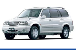 Grand Vitara 1998 to 2005