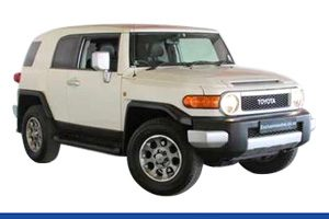 FJ Cruiser - 2011 to Current