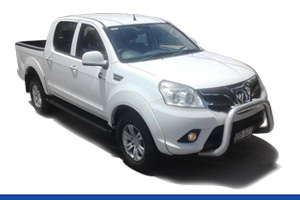 Tunland 4wd P201 - 2012 to Current